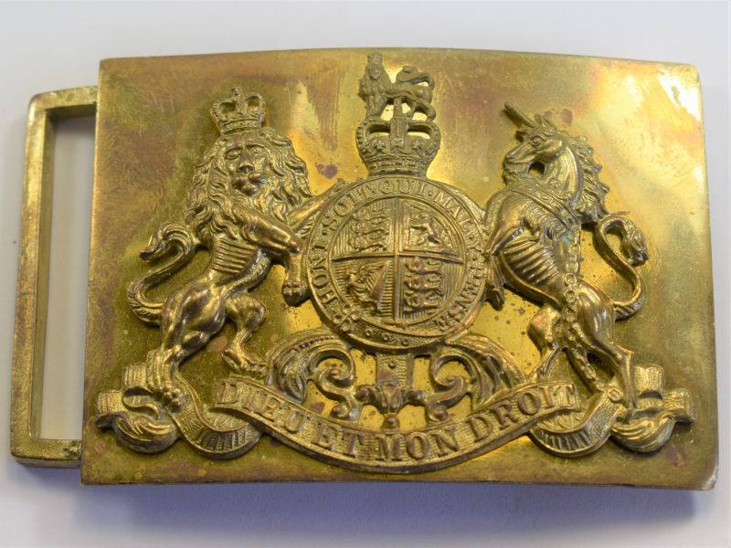 22 Large Post WW2 British Army GS Belt Buckle