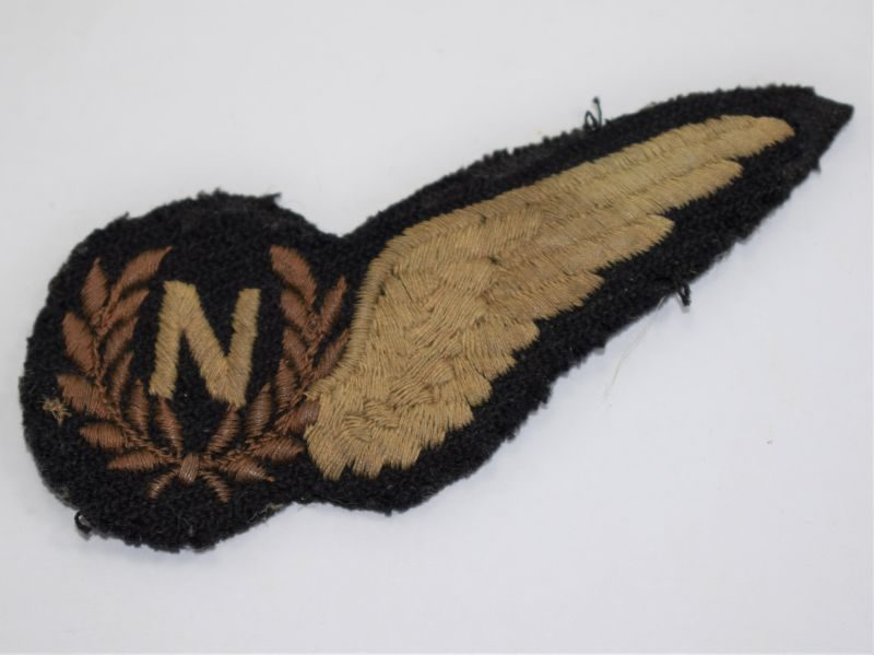 54 Original WW2 RAF Navigators Brevet Single Wing