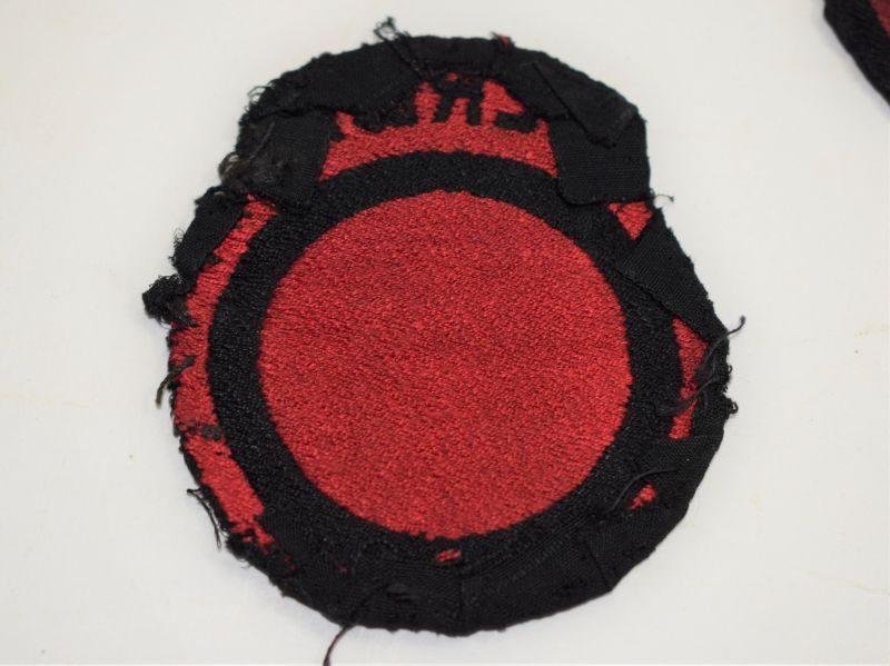 32 Original Post WW2 British Troops Berlin Occupation Cloth Badge