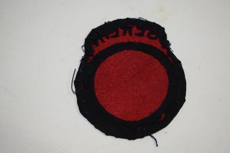 33 Original Post WW2 British Troops Berlin Occupation Cloth Badge