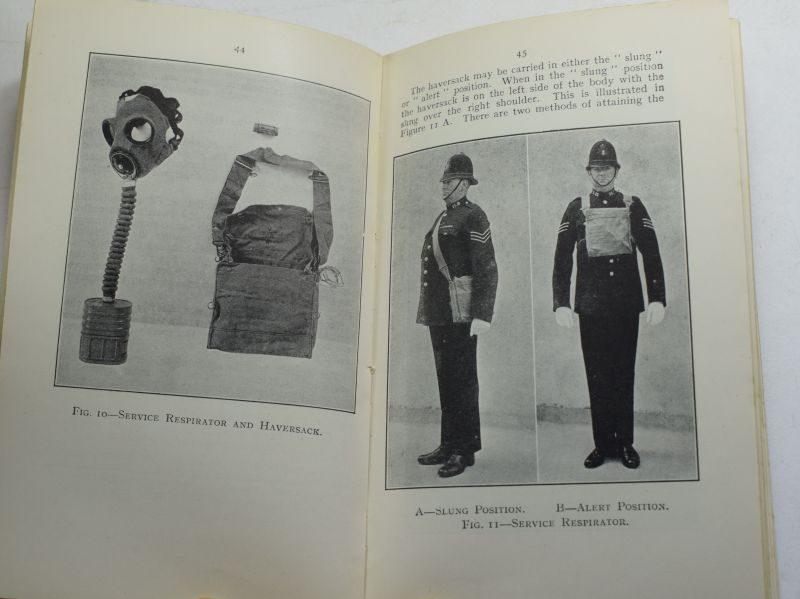 82 Original WW2 Air Raid Precautions Handbook No1 Personal Protection Against Gas