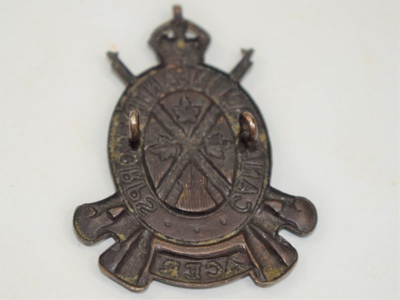 9 Original WW2 Canadian Infantry Corps ACER Cap Badge