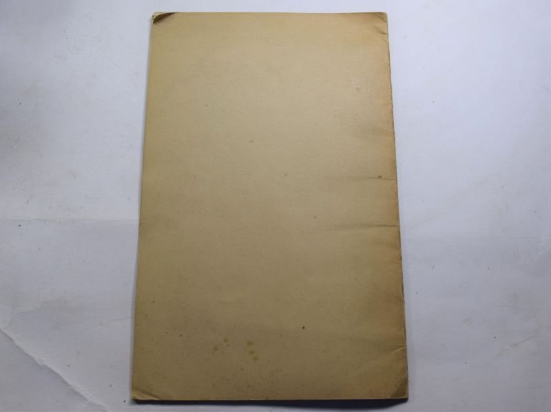 90 Original WW2 Royal Navy Booklet Elementary Principles of Wireless Telegraphy