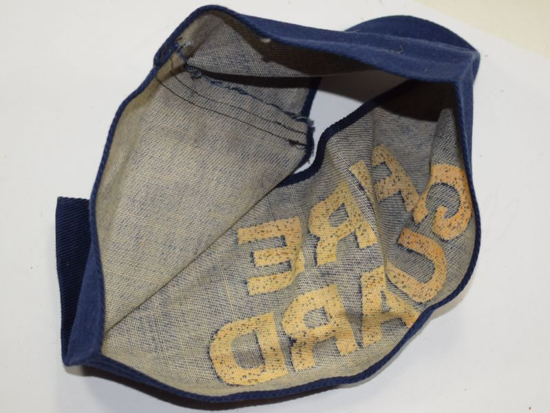 Original Mint Unissued British Home front Fire Guards Armband