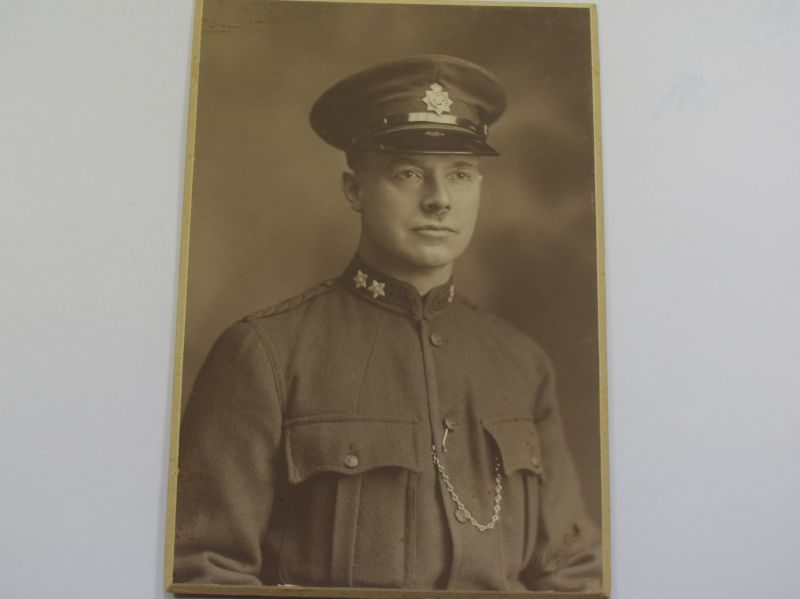 74 Vintage WW1 WW2 Photograph British Military? Police Man?