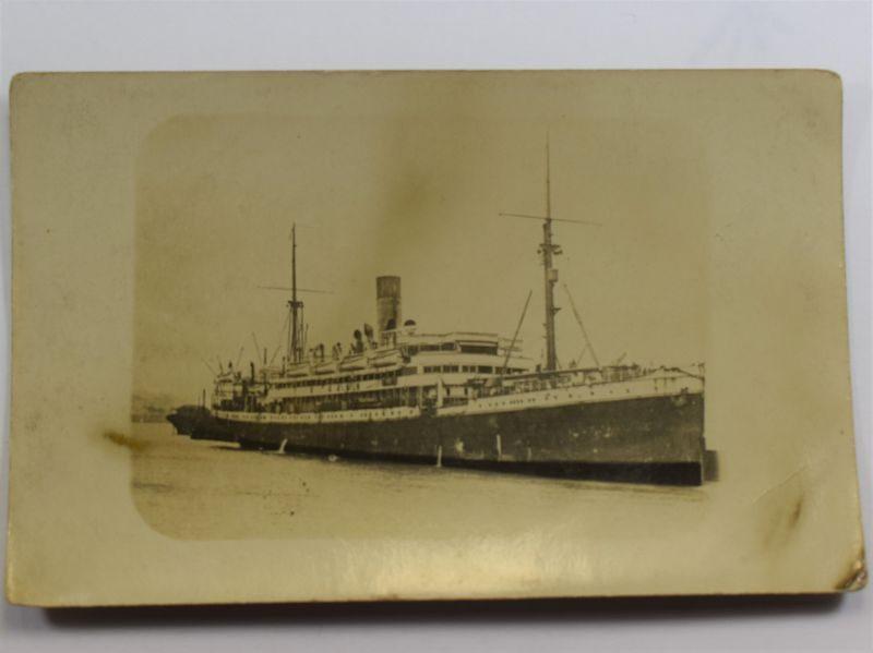 79 Interesting Photograph HMS Kigoma Captured German ship 1919