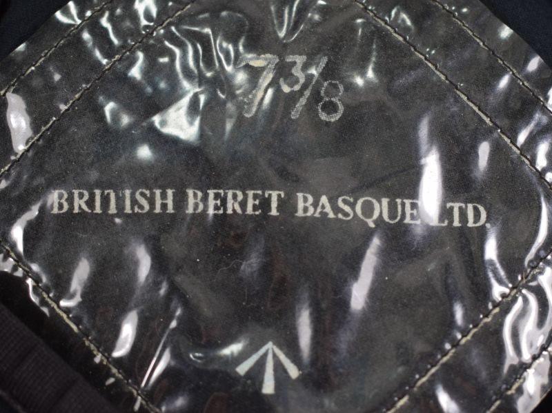 Post WW2 British Army Green Beret British Beret Basque Ltd