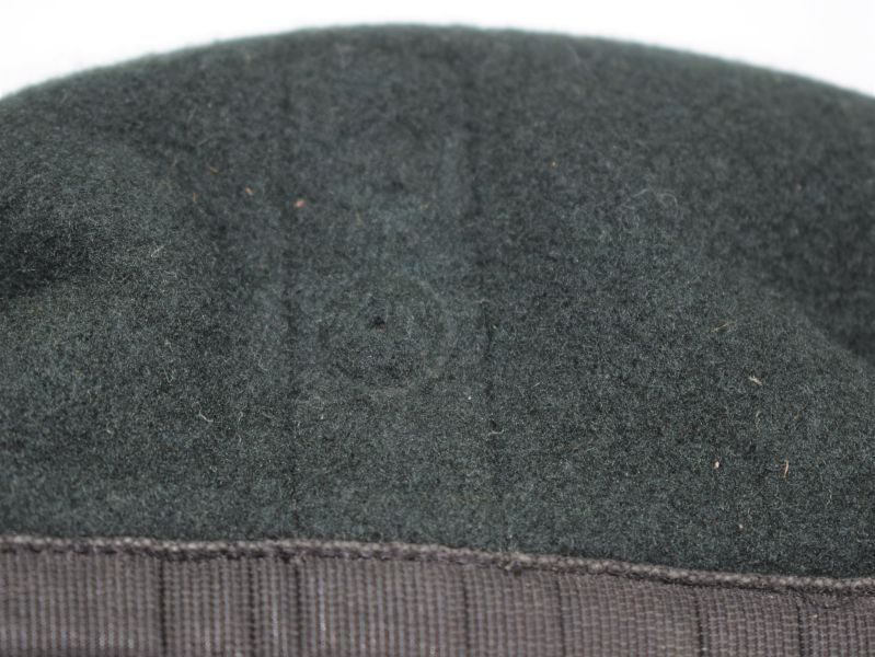 Post WW2 British Army Green Beret British Beret Basque Ltd