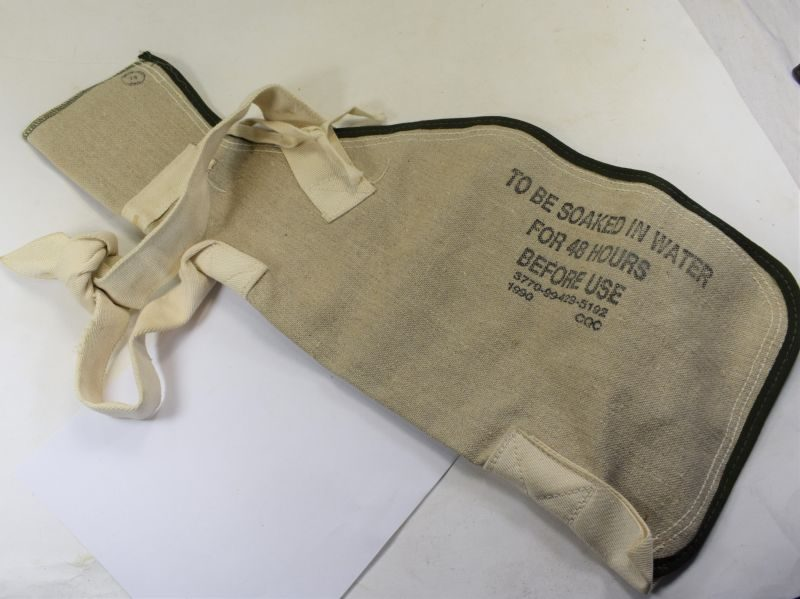 Unissued British Military Water Bag 1st Gulf War Operation Desert Storm