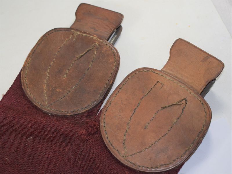 56 Original WW1 British Cavalry Horse Girth Belly Strap 1916