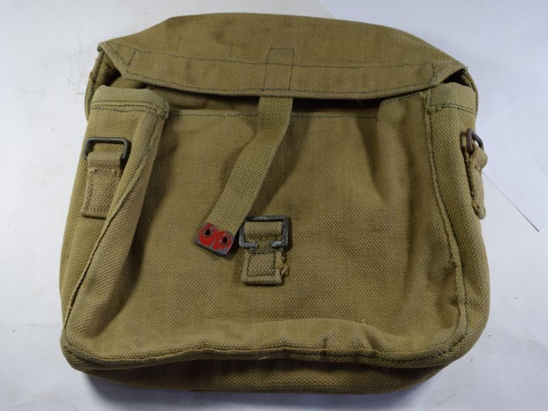 59 Original WW2 British Satchel Signal No1 B.S.Ltd 1945