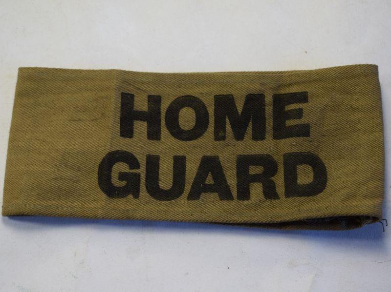 Original WW2 British Home Guard Armlet Armband