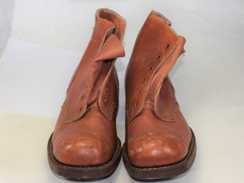 Totally Mint Unissued WW2 Australian Made Jungle Boots