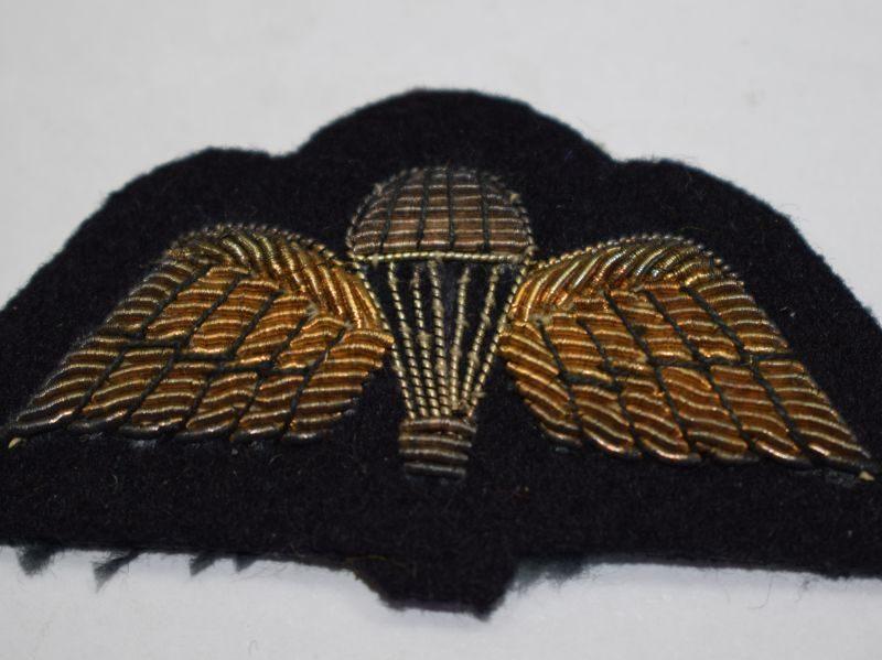 67 Original WW2-Post War Parachute Qualification Wings