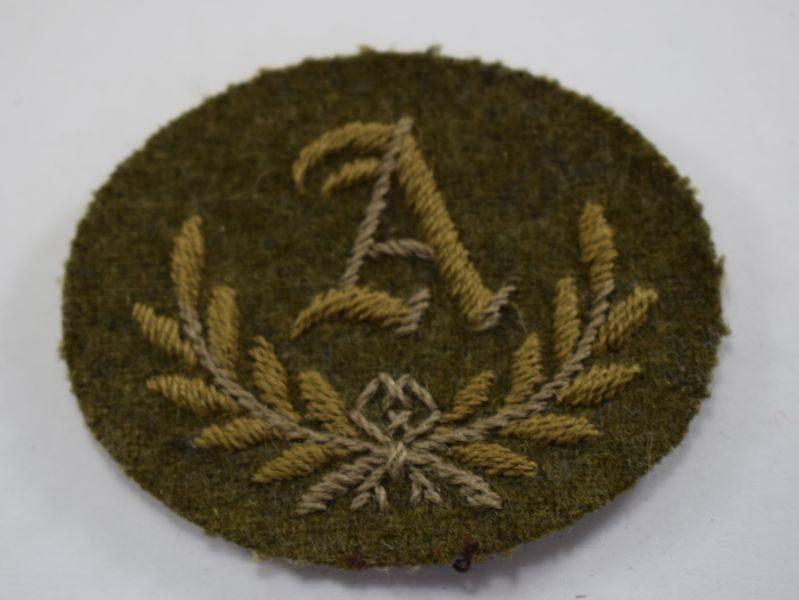 31 Original WW1 WW2 British Army A Trade Badge for A Group