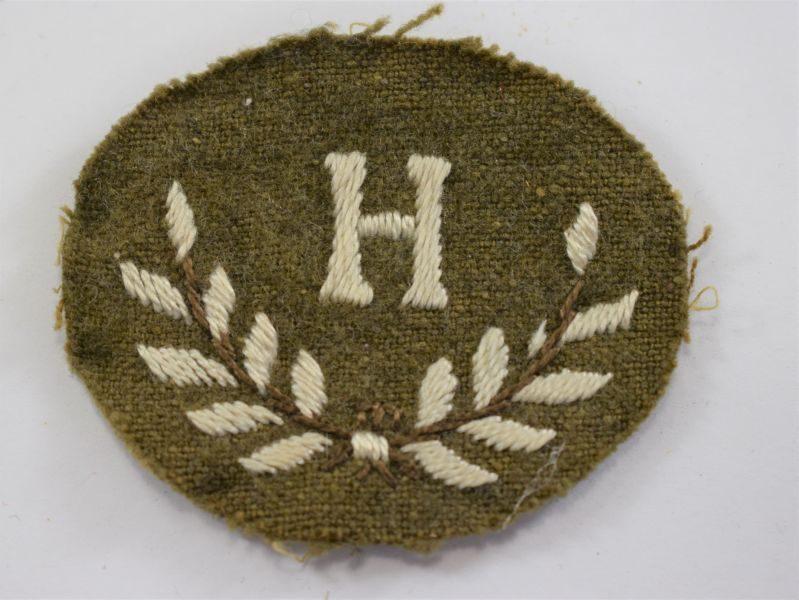 33 Original WW2 British Army Trade Badge RA for Height Taker