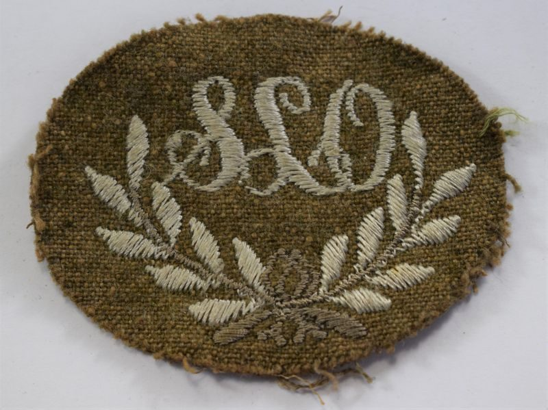35 Original WW2 British Army Trade Badge for Search Light Operator