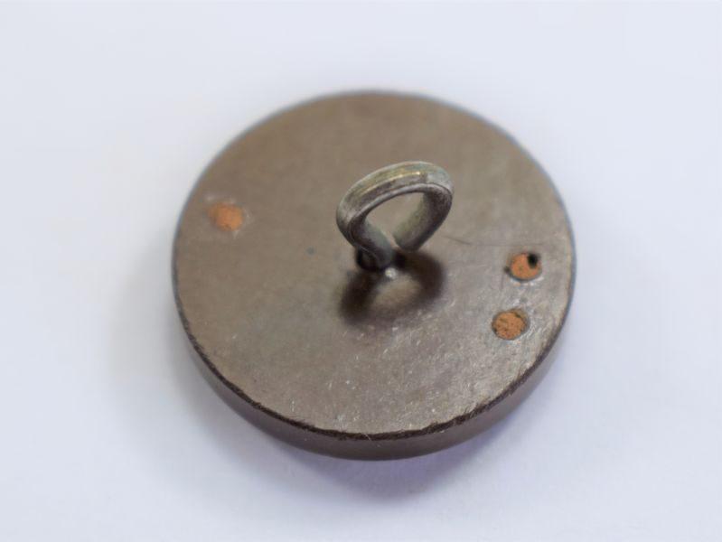 54 Original WW2 British Battledress Bakelite Button Escape Evasion Compass