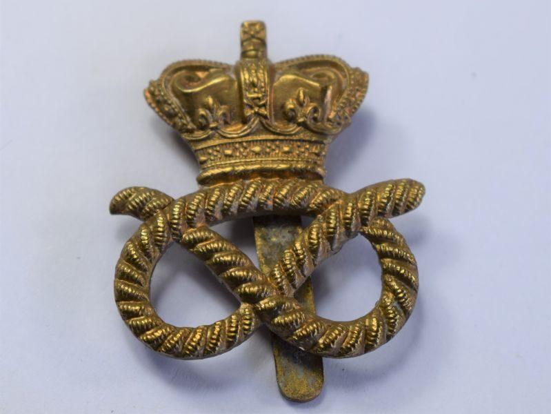 24 Original Victorian Staffordshire Yeomanry Cap Badge