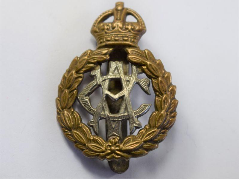 30 Original WW1 Army Veterinary Corps Cap Badge