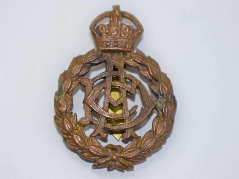 31 Original WW1 WW2 Army Dental Corps Cap Badge