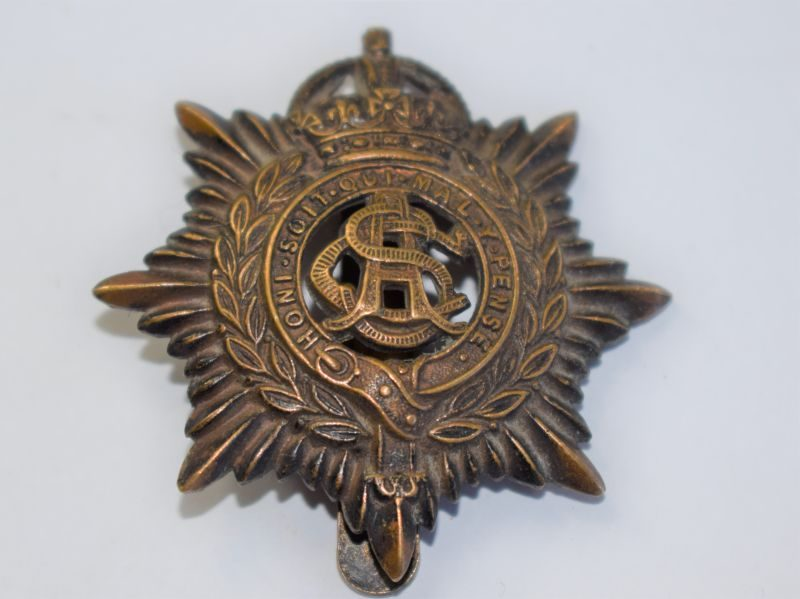 40 Original WW1 Army Service Corps Cap Badge