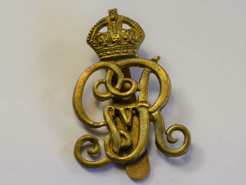 53 Original WW1 Norfolk Yeomanry / Provost Corps Cap Badge