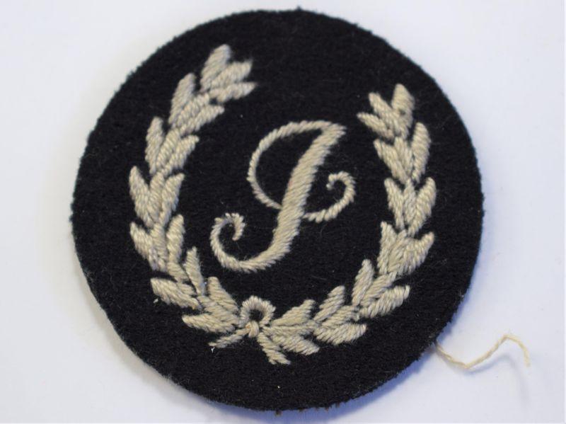 65 Original WW2 Era RAF Cloth Trade Badge for Instructor