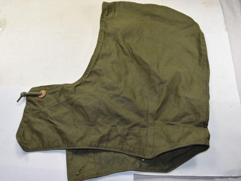 B7) Good Clean US Army Issue M-1943 Field Jacket Hood