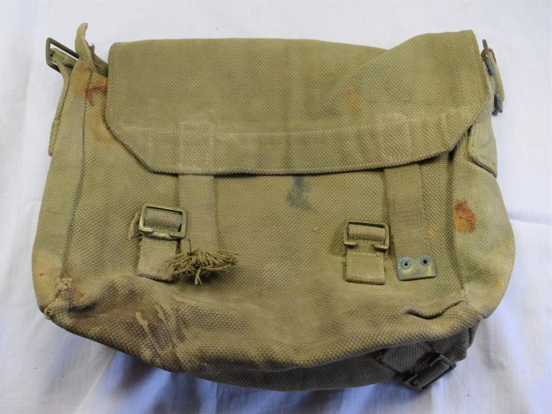 1) Original WW1 1914/1908 Pattern Haversack Issue to a Woman
