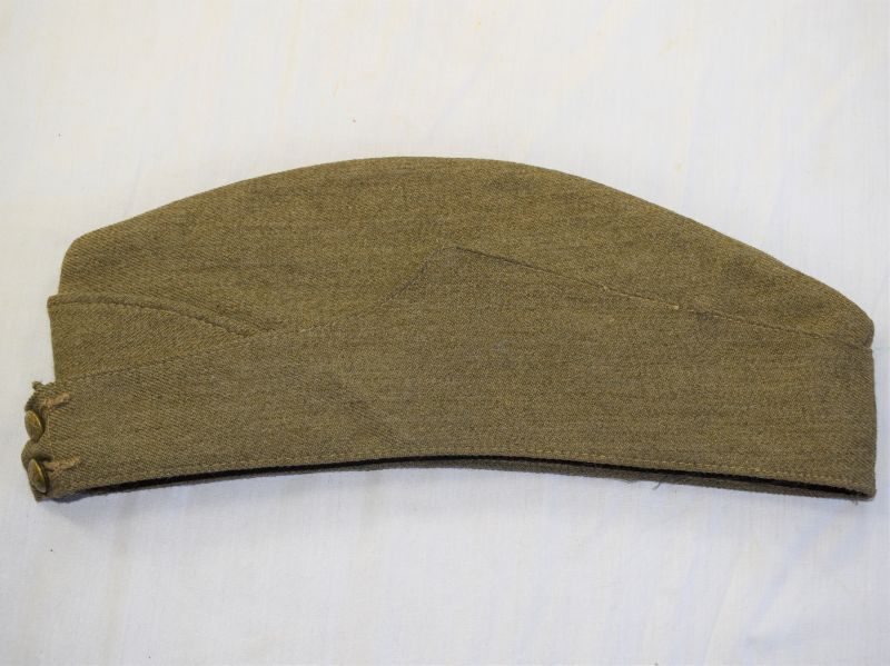 1) Excellent Unissued WW2 British Army Field Service Cap 1940