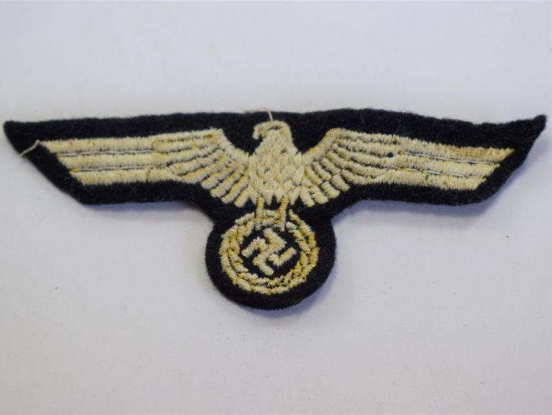 18) Original WW2 German Navy Kriegsmarine Breast Eagle