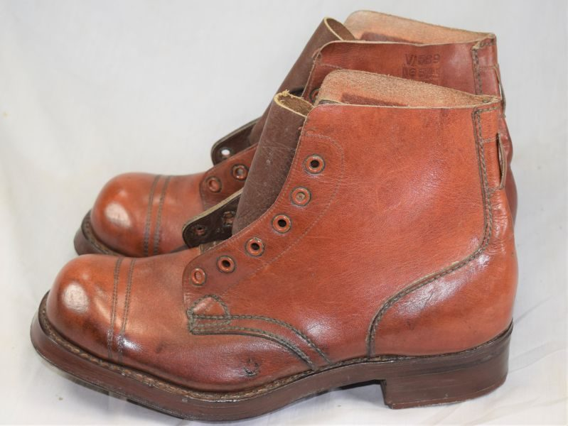 Excellent Unissued WW2 Australian Army Issue Jungle Boots 1944