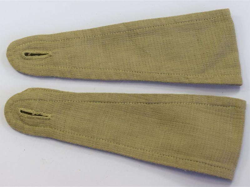 64) WW2 British Army KD Aertex Shirt Removeable Epaulettes