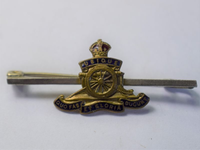 40) Original WW1 WW2 Sweetheart Brooch The Royal Artillery