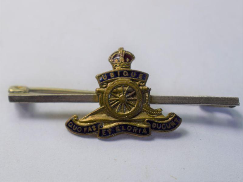 40) Original WW1 WW2 Sweetheart Brooch The Royal Artillery