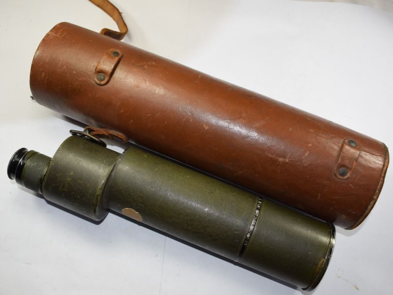 WW2 US Army Telescope Observation M4 Sniper Scope Bausch & Lomb 1942