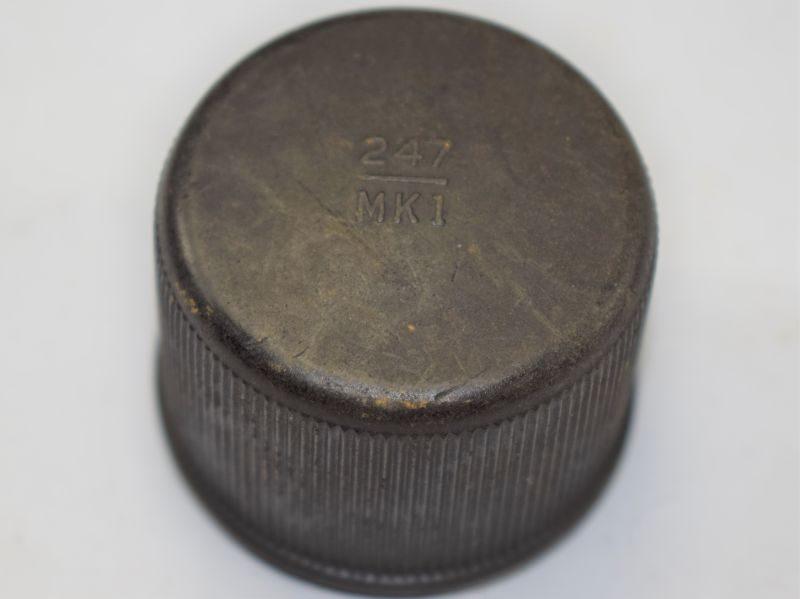 Original WW2 No69 Grenade, Gammon Grenade ETC Bakelite Cap No 247 MKI