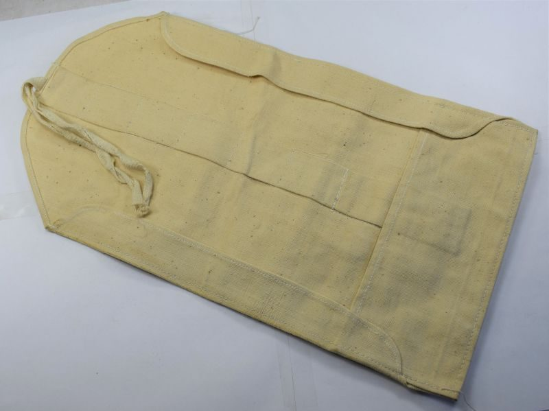 70) WW2 Indian Made British Army Issue Wash Roll Dated 1943