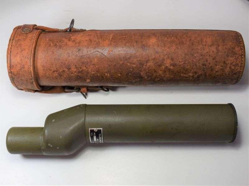 98) WW2 US Army Telescope Observation M4 Sniper Scope. International Industries Inc 1942
