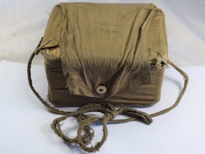 Good WW2 British Civilian Respirator with Box & Cover 1939