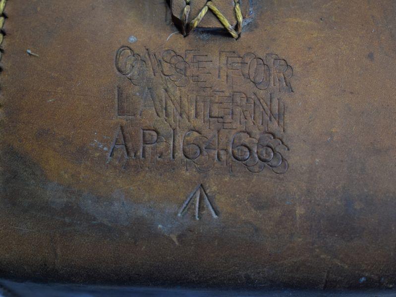 10) Excellent Unusual WW2 RN & Commando Morse Signalling Lantern AP16466