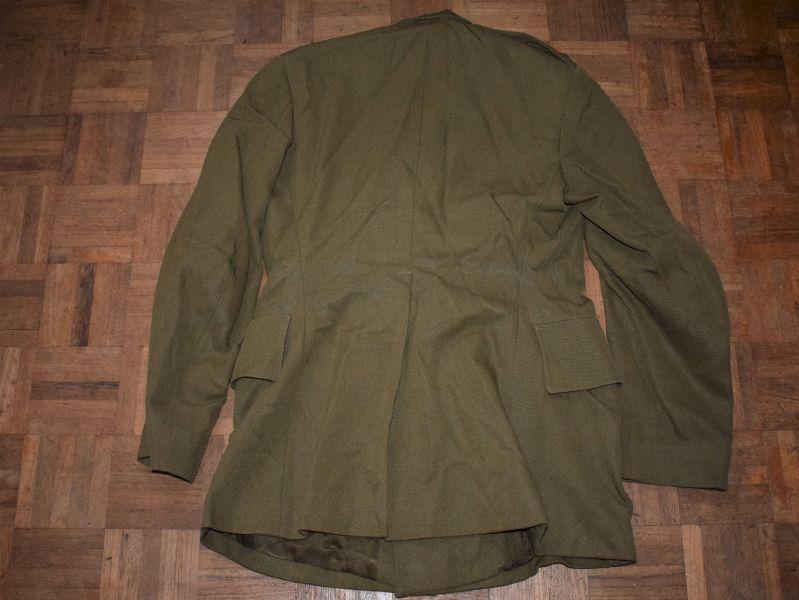 57) WW2 Royal Artillery Officers Service Dress Jacket