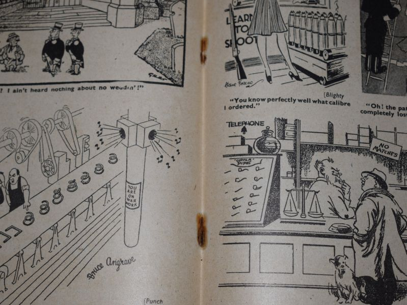 57) Excellent Original WW2 Comic Book Laughs on the Home Front 1943