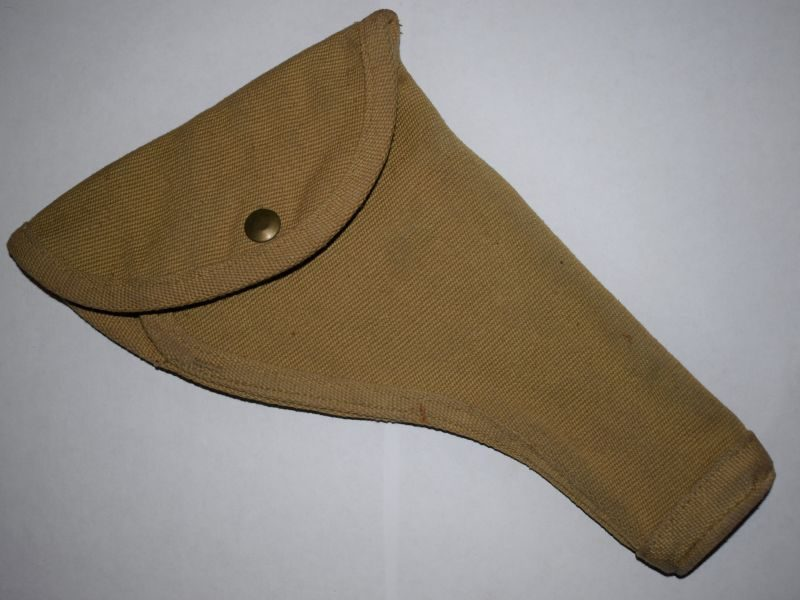 73) Excellent Clean Original Canadian Made Pistol Holster ZL&T Ltd 1943