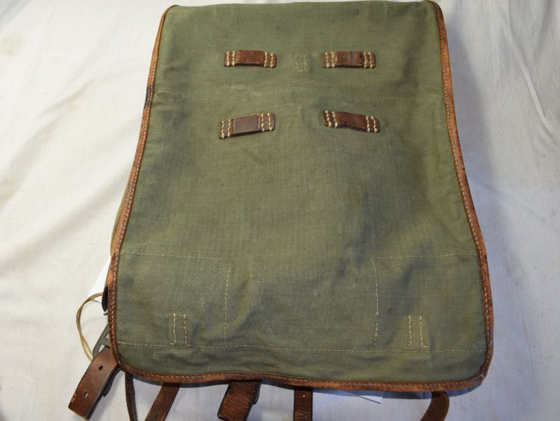 Original WW2 German Army Issue Tournister Back Pack Dated 1939