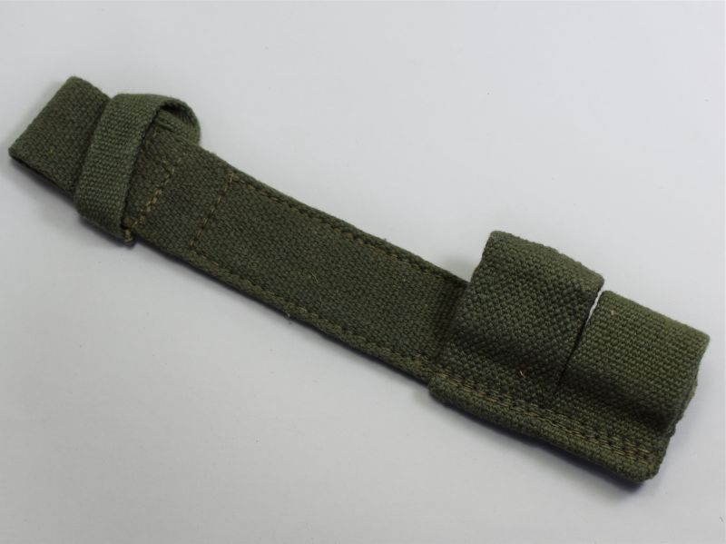93) Mint Unissued Bayonet Frog in 44 Pattern Webbing MW&S Ltd 1945