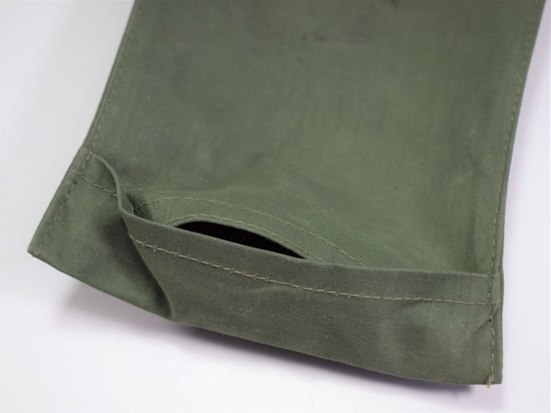 120) Excellent WW2 British Army Tropical Issue Waterproof Pay Book Cover