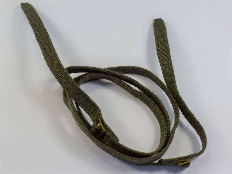 WW2 – 1950s British Army Binocular Neck Strap in Jungle Green