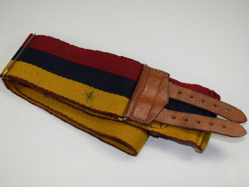 114) Original WW2? Royal Army Medical Corps Stable Belt